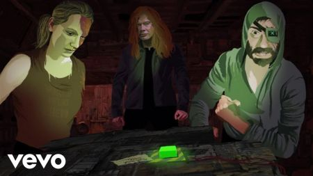 Megadeth's Dystopia World Tour hits Columbus
