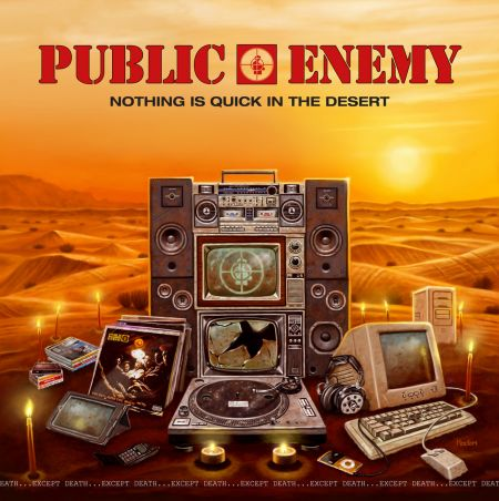 Public Enemy has a new album and it's free until July Fourth