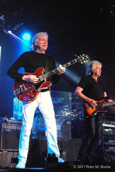 Moody Blues mark 50 years of landmark album in Ohio - AXS