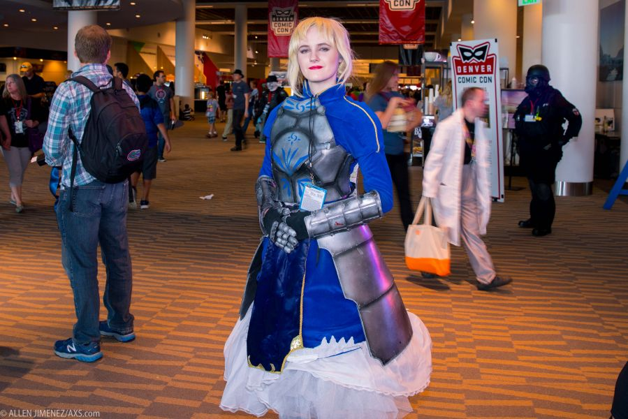 Photos And Video Costumes Cosplays Of Denver Comic Con 2017