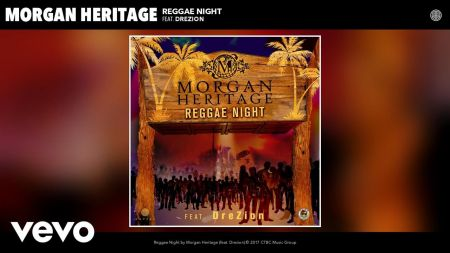 Interview: Mojo Morgan discusses the Grammy-winning music of Morgan Heritage