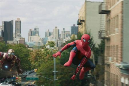 Movie review: 'Spider-Man: Homecoming' slings some much-needed spirit back into the Marvel Universe