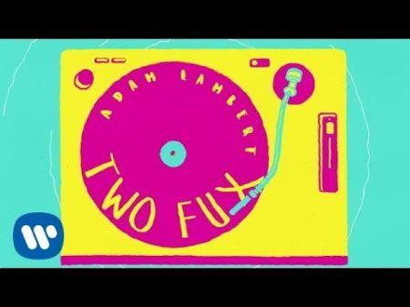 Listen: Adam Lambert returns with Queen-influenced single 'Two Fux'