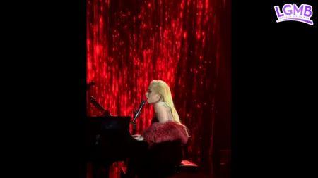 Watch Lady Gaga perform at a $10 million wedding