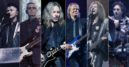 Styx will be touring this summer in support of new album The Mission.