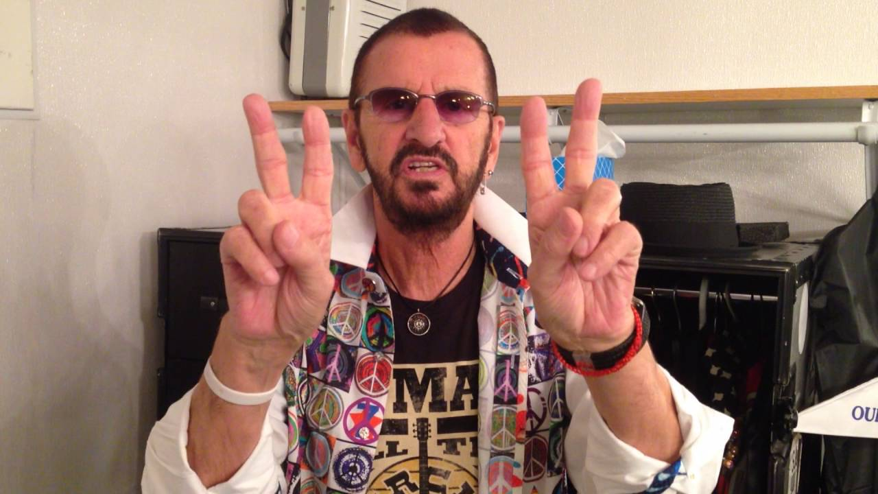 Ringo Starr celebrates 77th birthday with album announcement and new single, 'Give More Love'