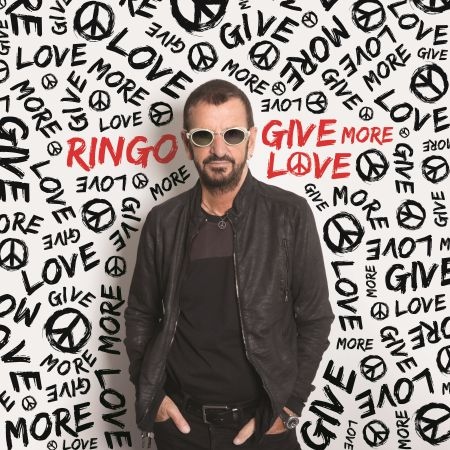The cover for Ringo Starr's new Give More Love album.