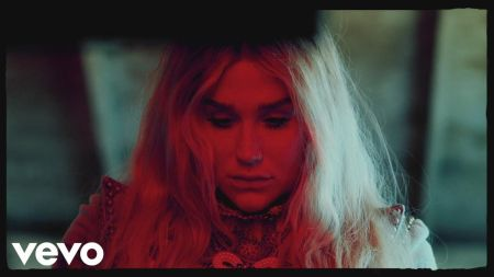 Pop stars letting the light in: Kesha's return with 'Praying' is the brightest moment