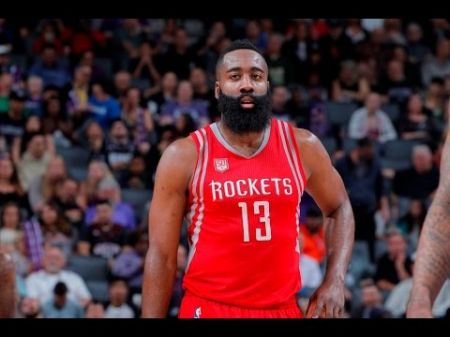 James Harden signs record extension with Houston Rockets