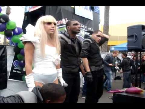 Watch: Lady Gaga performs in an IKEA parking lot almost a decade ago