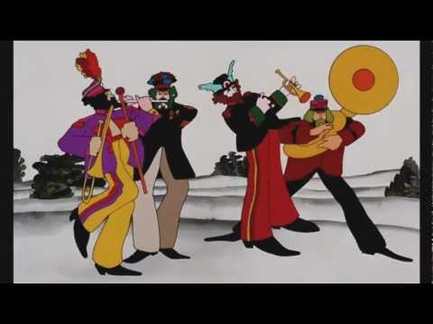 The Beatles' 'Yellow Submarine' will celebrate 50th anniversary with comic book adaptation