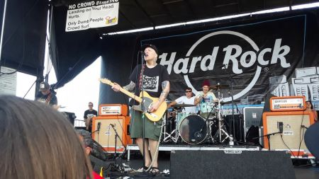 The Ataris kick it old school at Warped Tour stop on Long Island