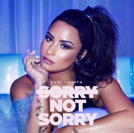 """""""Sorry Not Sorry"""" single"""