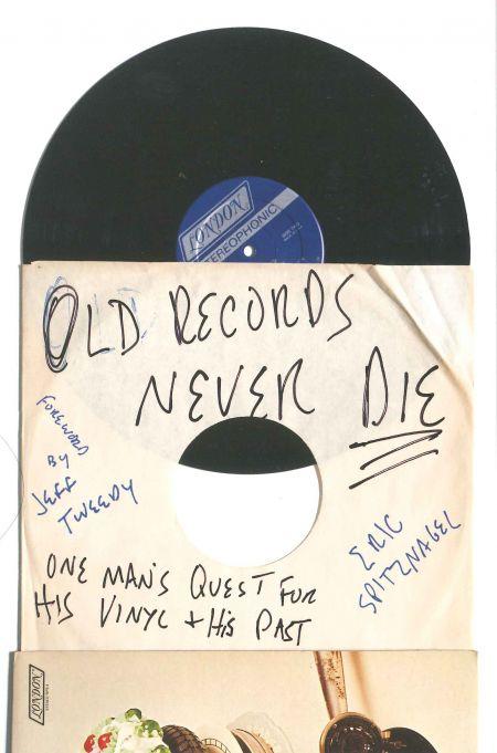 Vinyl-loving author excavates his musical past