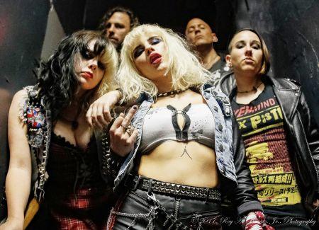 Barb Wire Dolls cut third album, join 2017 Vans Warped Tour