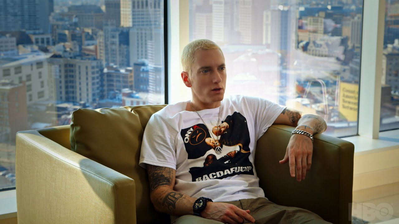 Eminem schedule dates events and tickets axs watch eminem and dr dre discuss the first time they met and recorded my name is m4hsunfo