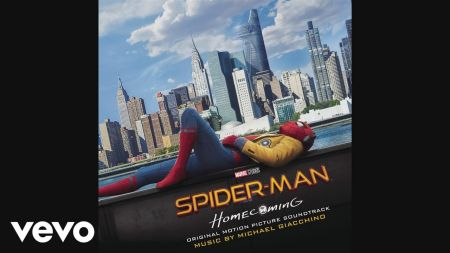 Michael Giacchino revamps Spider-Man with 'Spider-Man: Homecoming' album