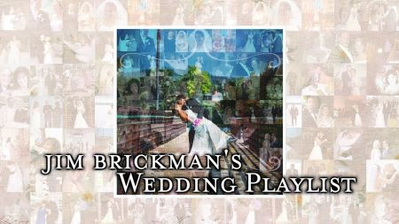 Jim Brickman outdoes himself with new 'Wedding Songs' album