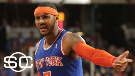 Carmelo Anthony could be Houston bound