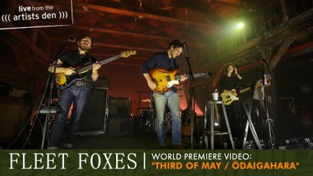 Fleet Foxes to come to Detroit's Masonic Temple Theatre on August 6