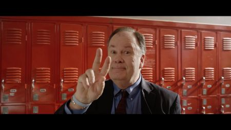 Mr. Belding from 'Saved By The Bell' returns to his principal duties in the Dirty Heads' new video for 'Vacation'