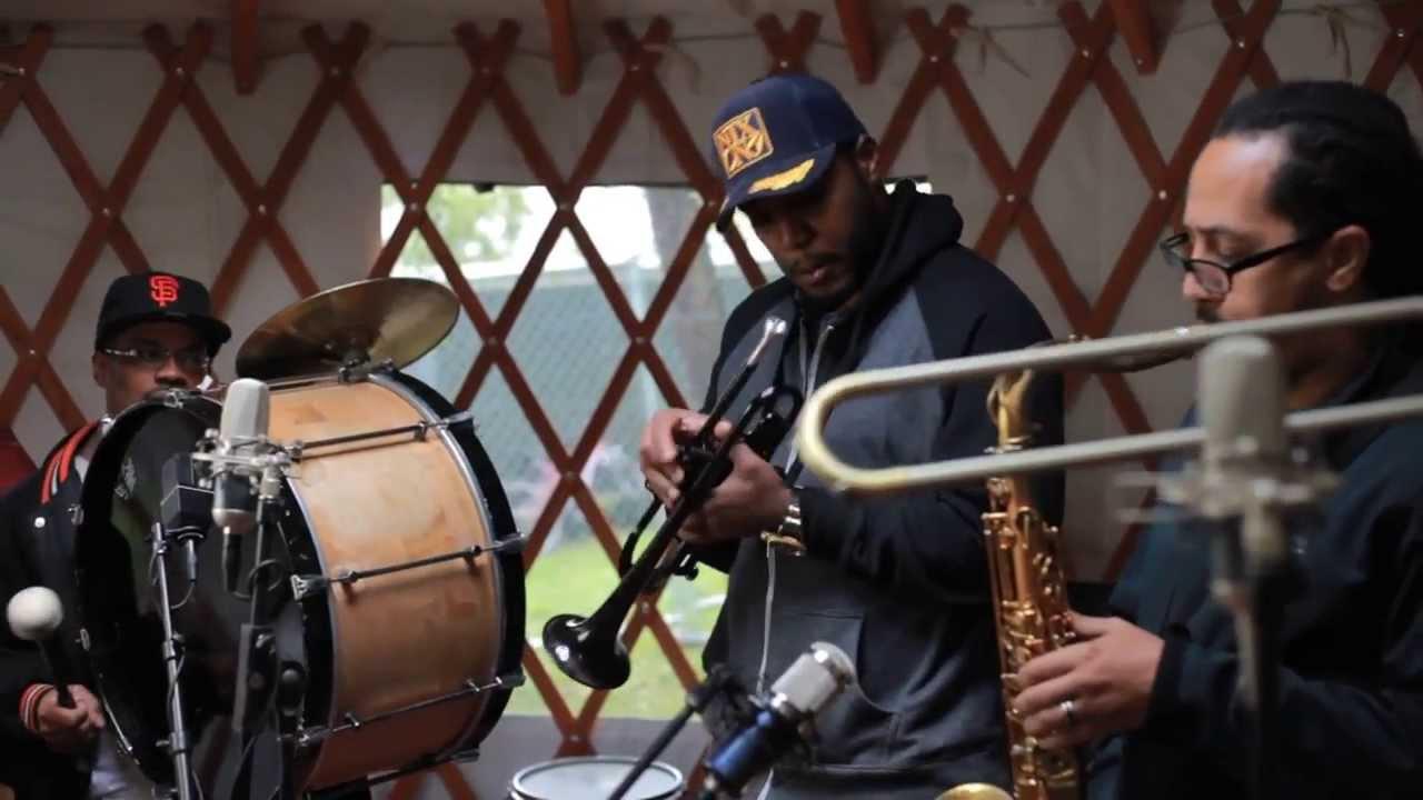 Rebirth Brass Band book December double-header at Philly's Underground Arts