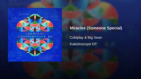 Coldplay's new single 'Miracles' is something special indeed
