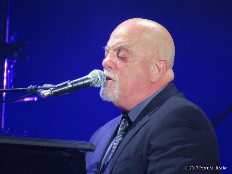 Billy Joel Hits Home Run At Progressive Field In Cleveland Axs