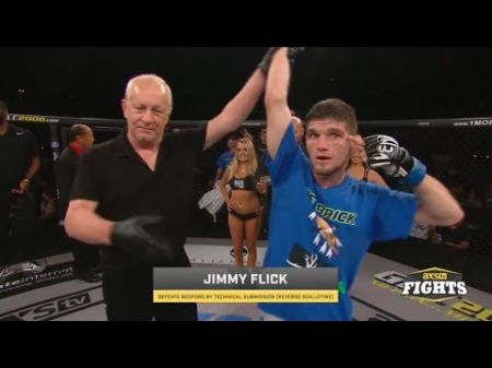 Flick beats Bedford in LFA 16