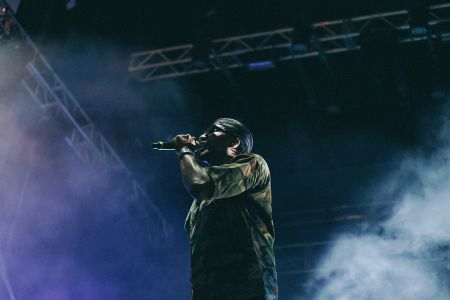 A Tribe Called Quest perform at Pitchfork Music Festival 2017