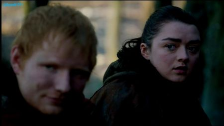 Watch Ed Sheeran sing in the season 7 premiere of 'Game of Thrones'