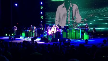 Watch The Who perform 'Eminence Front' at US tour opener in New York