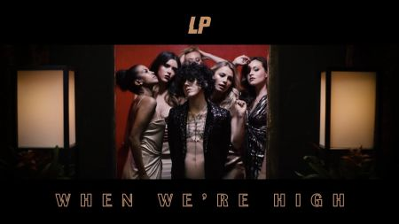 LP appreciates feminine beauty in all forms in 'When We're High' music video