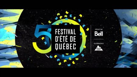50th annual Festival d'été de Québec sells out, dazzles 135,000 fans