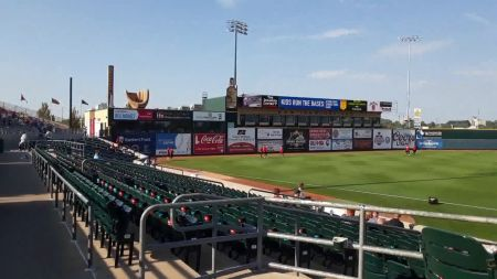 Video: Walking tour of Iowa Cubs' Principal Park