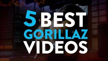 Top 5 best Gorillaz music videos