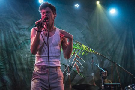 Perfume Genius preaches love and lust to a sold out SF crowd