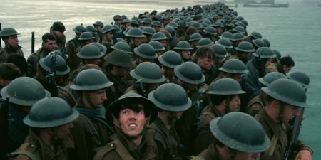 Movie review: 'Dunkirk' a powerful story of survival from director Christopher Nolan
