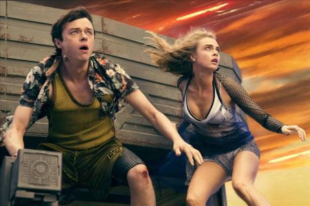 Movie review: 'Valerian' and the movie of a thousand flaws