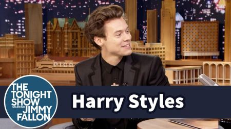 Watch: Harry Styles makes a wish to take over Jimmy Fallon's job on 'The Tonight Show'