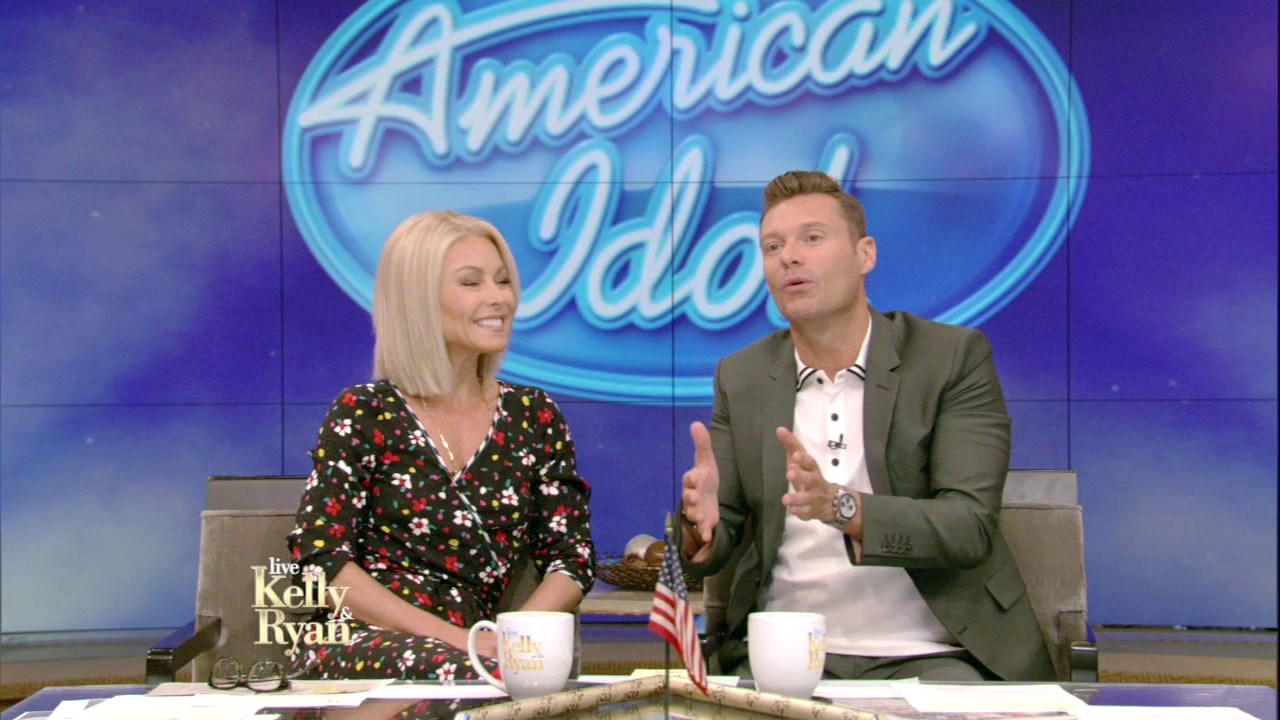 Ryan Seacrest announces he'll be hosting 'American Idol' reboot