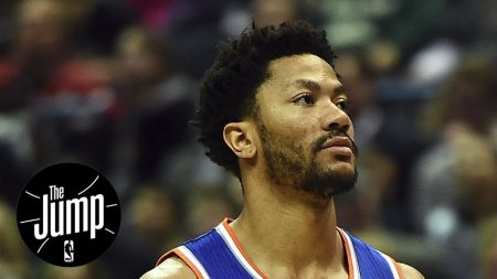 Lakers reportedly express interest in Derrick Rose