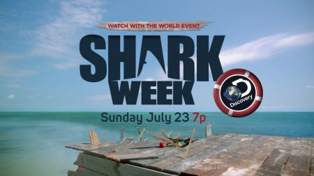 Seal appears in hilarious promo for Discovery Channel's Shark Week