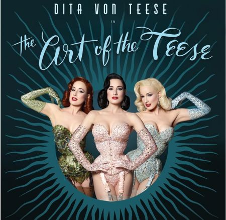 "Dita Von Teese brings her ""The Art of the Teese Burlesque Revue"" to Los Angeles on July 28."