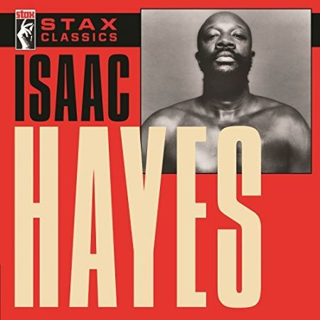 Isaac Hayes 'Stax Classics' CD cover