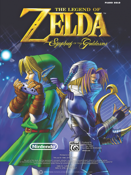 Producer behind 'The Legend of Zelda: Symphony of the Goddesses' wants to bring a 'Nintendo All Star' concert event to l