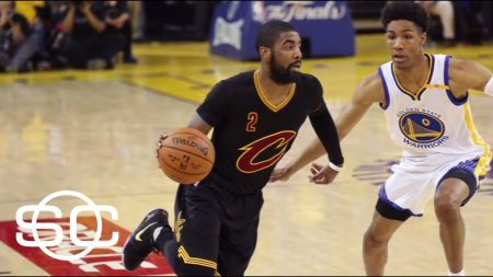 Kyrie Irving deserves credit for stance with Cleveland Cavaliers