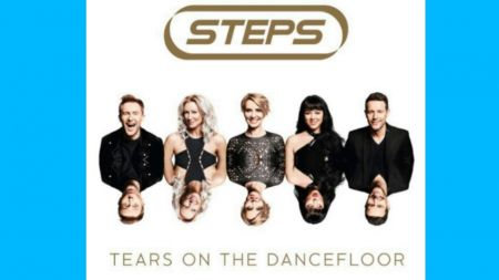 Steps selects 'Neon Blue' as next 'Tears on the Dancefloor' single