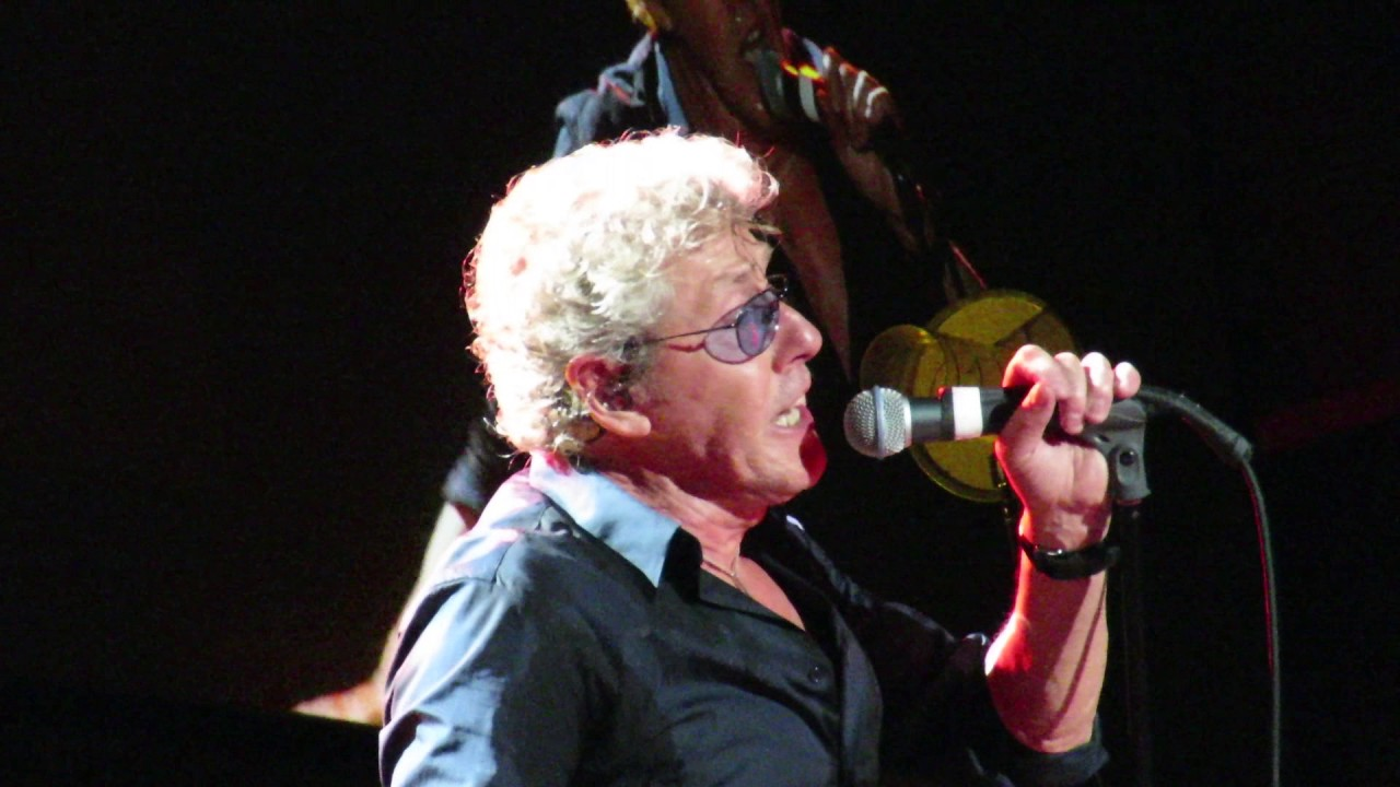 Watch: The Who perform 'Join Together' in Atlantic City