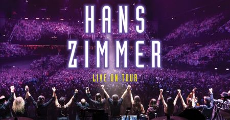 Enter for a chance to win tickets to Hans Zimmer at The Shrine Auditorium in LA